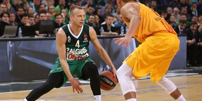 Regular Season Round 21: Ulanovas, Lekavicius lift Zalgiris to third straight win