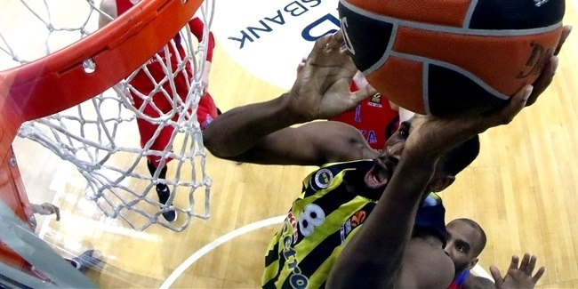 Regular Season Round 21: Udoh returns to lead Fenerbahce over CSKA