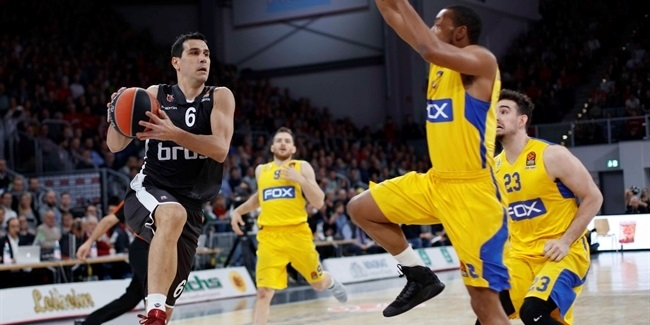 Regular Season, Round 21: Brose Bamberg vs. Maccabi FOX Tel Aviv