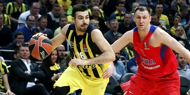 Fenerbahce's Sloukas to undergo knee surgery