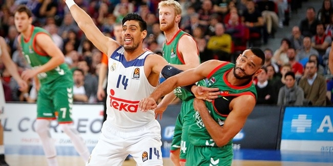 Regular Season, Round 21: Baskonia Vitoria Gasteiz vs. Real Madrid