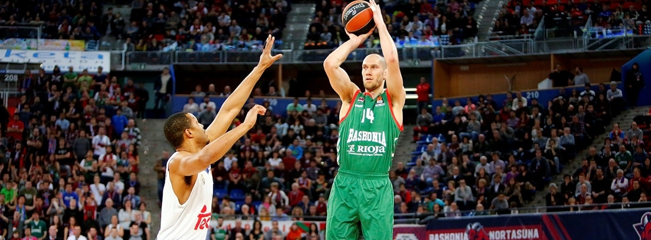 Regular Season Round 24 MVP: Kim Tillie, Baskonia Vitoria Gasteiz