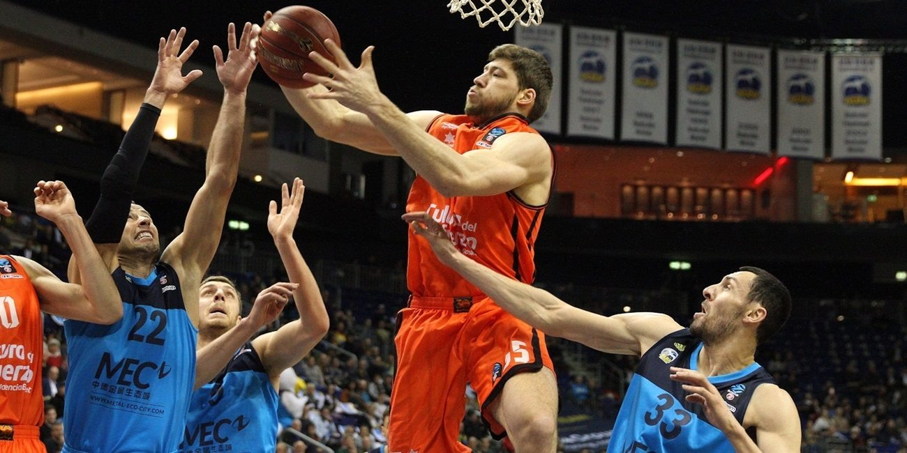Top 16, Round 6 report: Valencia beats ALBA, marches on to playoffs