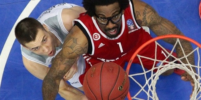 EuroCup Star Turn: Amar'e Stoudemire