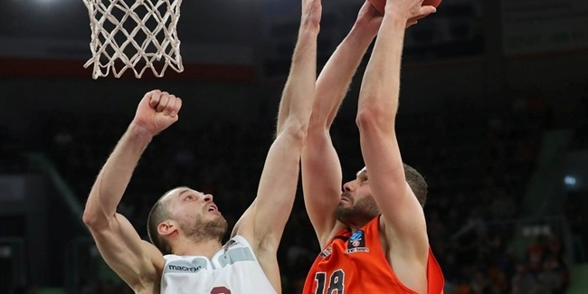 Top 16, Round 6 report: Lietkabelis erases 20-point deficit to beat Ulm