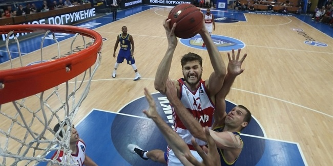 Top 16, Round 6 report: Bayern uses perfect overtime to beat Khimki and finish atop Group F