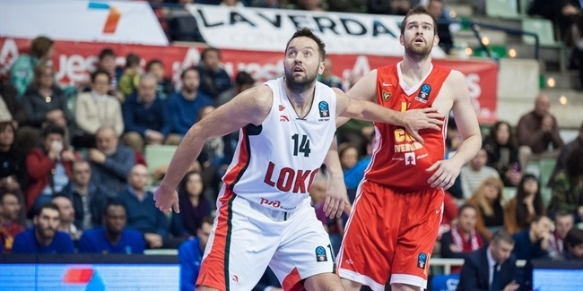 Top 16, Round 6 report: Lokomotiv rallies to beat Murcia on the road
