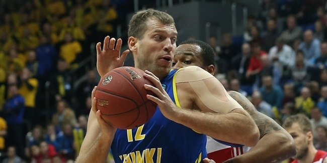 Khimki to bring back team captain Monia for eighth season at club