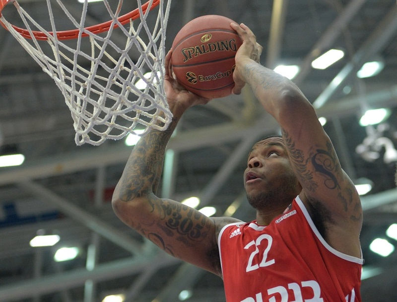 Shawn Jones - Hapoel Bank Yahav Jerusalem - EC16 (photo Nizhny Novgorod)