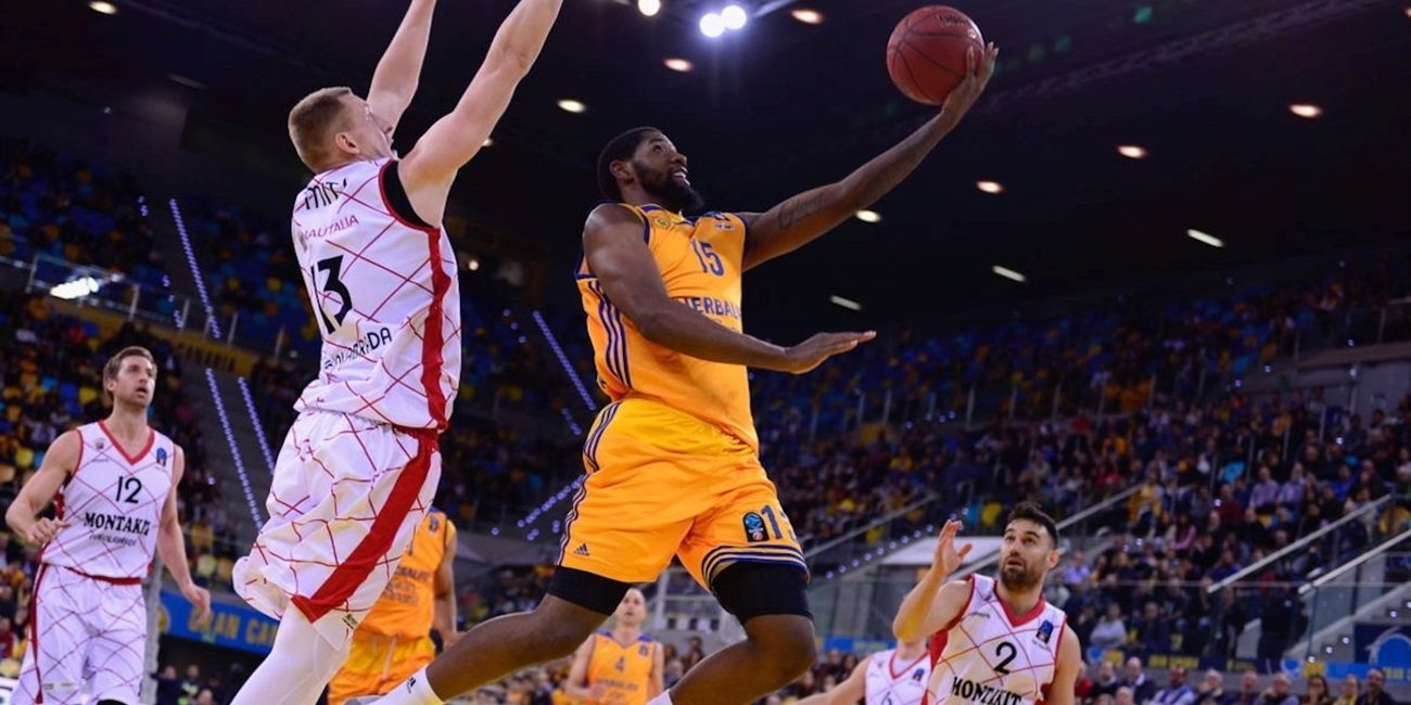Zalgiris adds small forward O'Neale