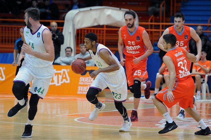 Jeff Brooks - Unicaja Malaga - EC16 (photo Cedevita)