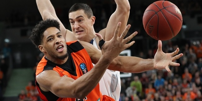Top 16, Round 6: ratiopharm Ulm vs. Lietkabelis Panevezys