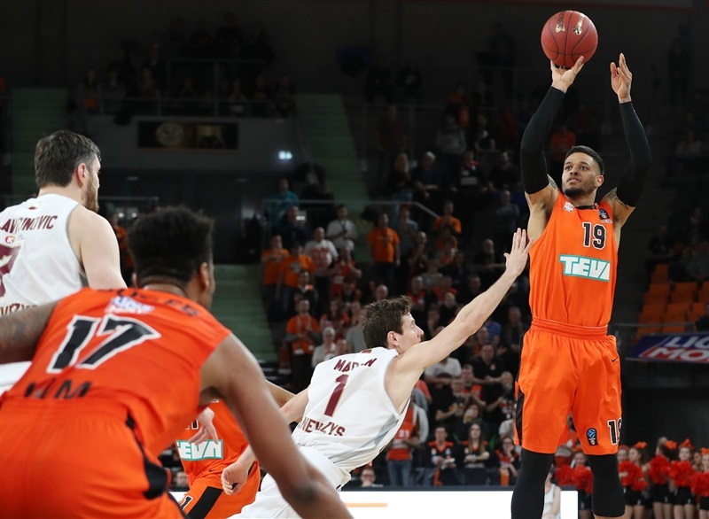Chris Babb - ratiopharm Ulm - EC16 (photo Florian Achberger - Ratiopharm Ulm)