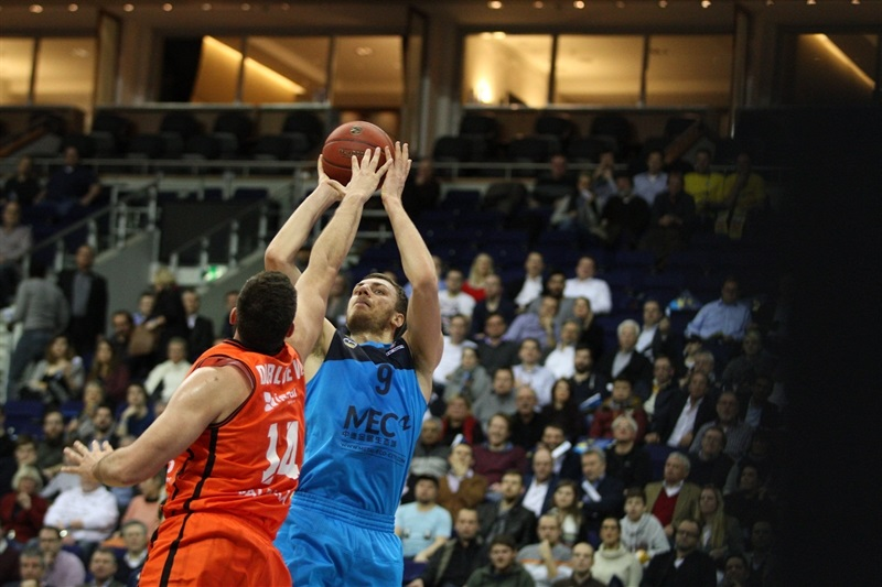 Elmedin Kikanovic - ALBA Berlin - EC16 (photo ALBA Berlin -  Jan Buchholz)