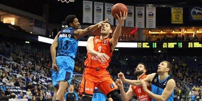 Top 16, Round 6: ALBA Berlin vs. Unicaja Malaga