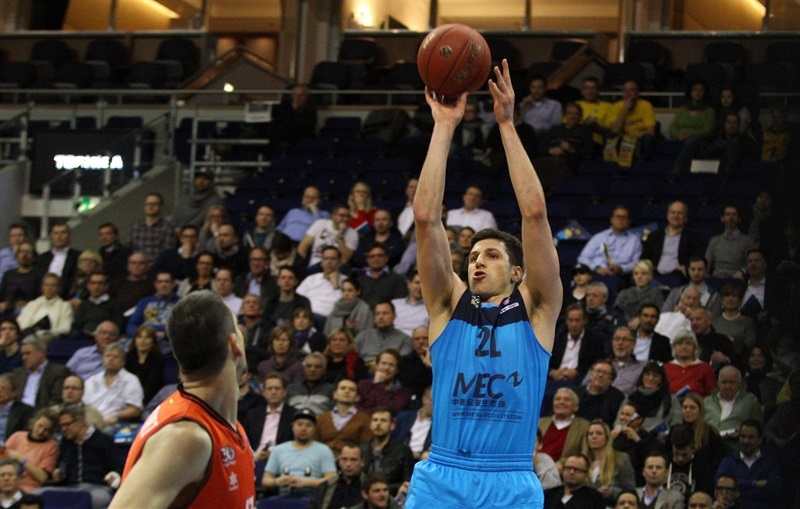Dragan Milosavljevic - ALBA Berlin - EC16 (photo ALBA Berlin -  Jan Buchholz)