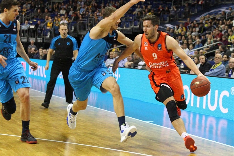 Sam Van Rossom - Valencia Basket - EC16 (photo ALBA Berlin -  Jan Buchholz)