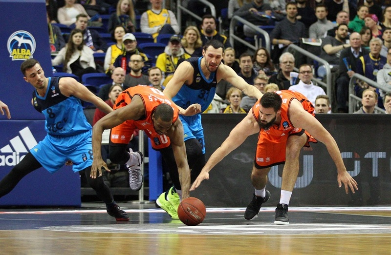 Romain Sato - Valencia Basket - EC16 (photo ALBA Berlin -  Jan Buchholz)