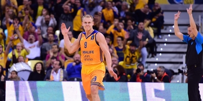 Unicaja adds sharp shooter Salin
