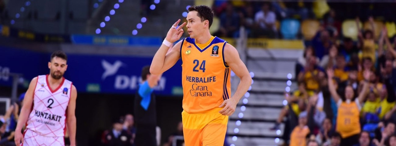 Zenit inks All-EuroCup scorer Kuric to two-year deal