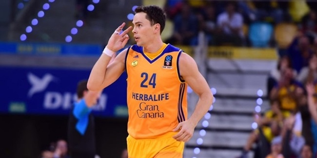 7DAYS EuroCup all-timers: Kyle Kuric
