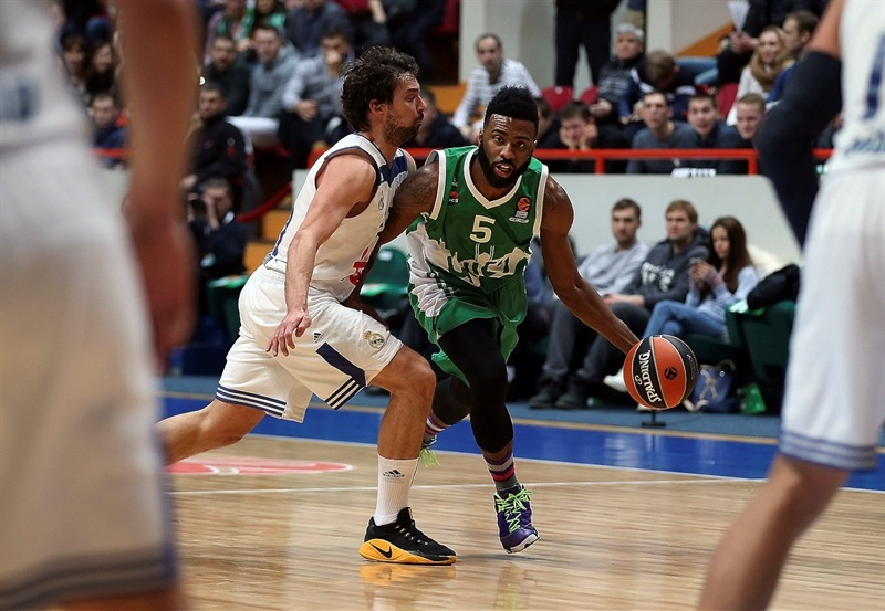 Keith Langford - Unics Kazan - EB16