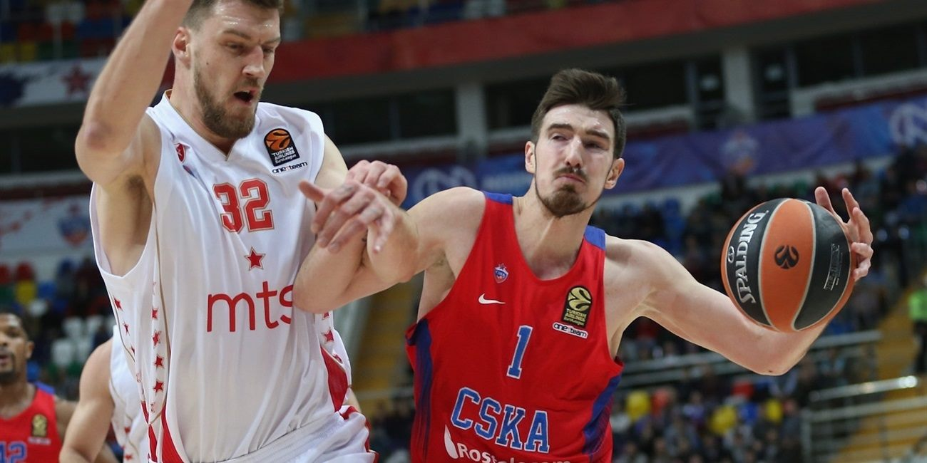 Regular Season Round 22: CSKA's offense is too much for Zvezda's D