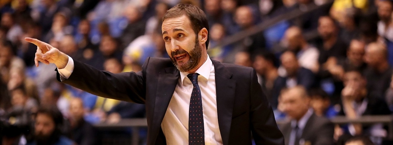 Baskonia Vitoria Gasteiz, Coach Alonso split up