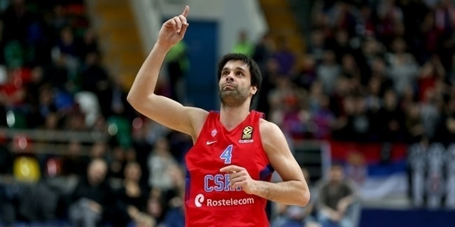 Virtus Bologna lands a star in Teodosic