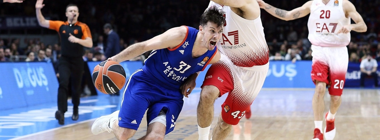 Turkish Airlines EuroLeague MVP for February: Thomas Heurtel, Anadolu Efes Istanbul