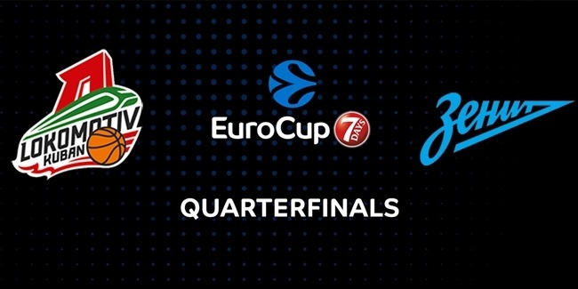 Quarterfinals at a Glance: Lokomotiv Kuban Krasnodar vs. Zenit St. Petersburg