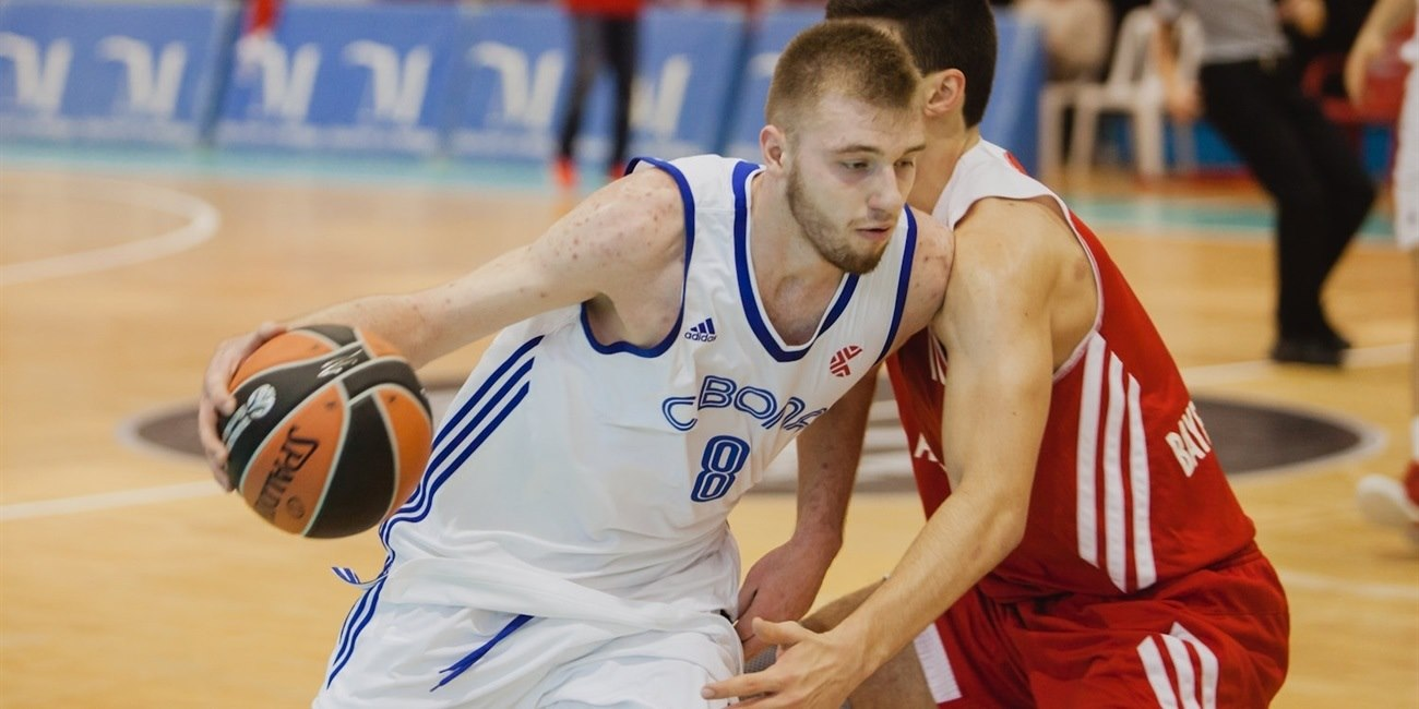 Dino Bistrovic - U18 Cibona Zagreb - JT16 (photo Antonio)