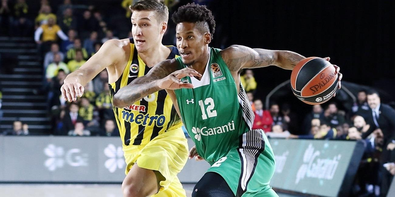 Regular Season Round 22: Darussafaka completes sweep of Fenerbahce