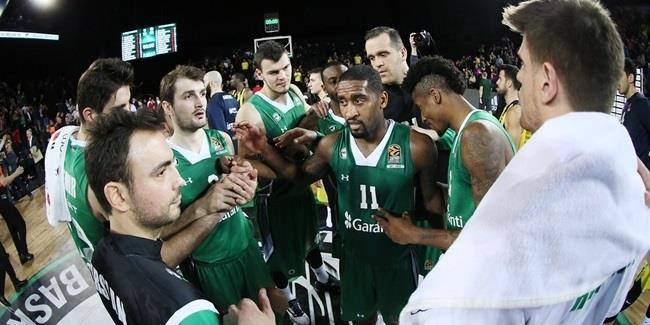 Road to the Playoffs: Darussafaka Dogus Istanbul