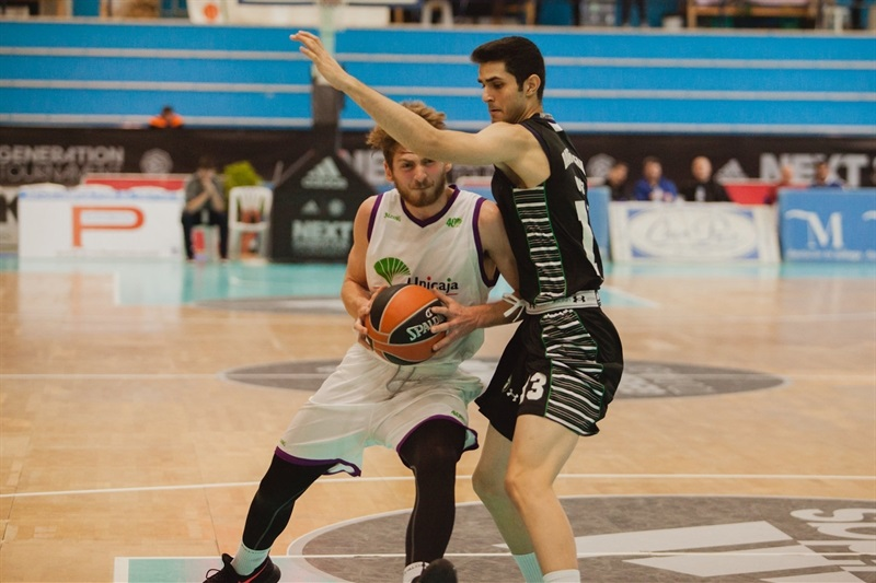 Jesus Castillo - U18 Unicaja Malaga - ANGT Coin 2017 - JT16 (photo Antonio Ortoñez)