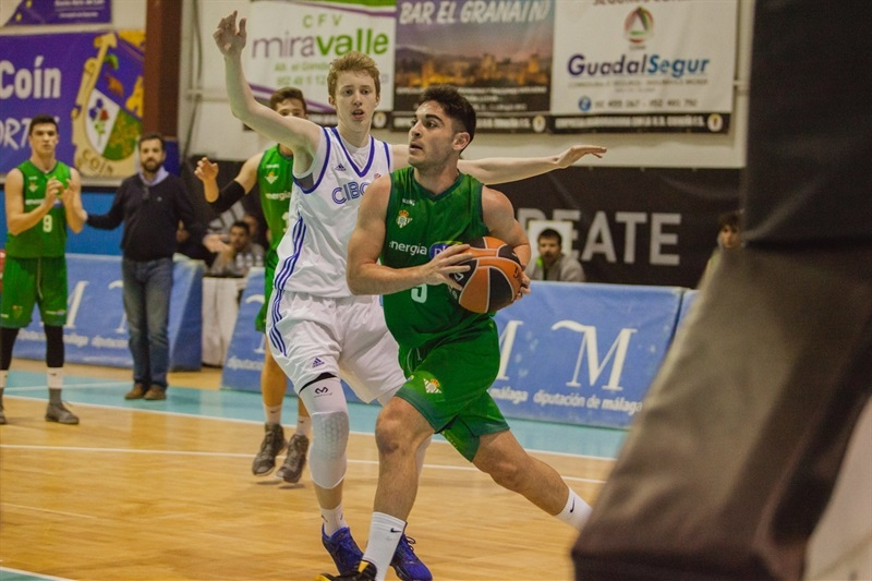 Alejandro Fierro - U18 Real Betis Energia Plus Seville - ANGT Coin 2017 (photo Antonio Ortoñez)