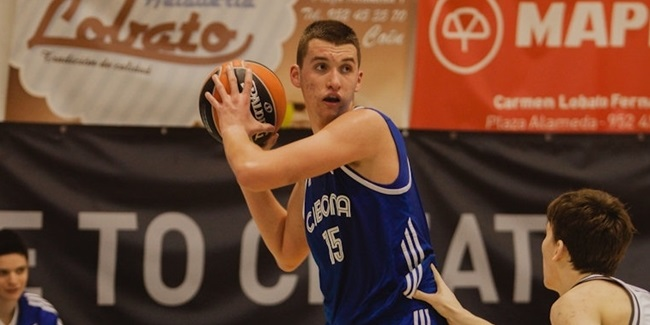 ALBA Berlin pens prospect Nikic to five-year deal