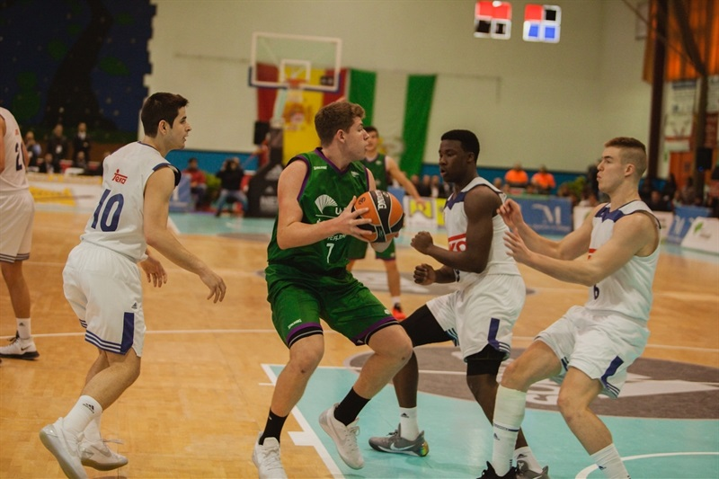 Morgan Stilma - U18 Unicaja Malaga - ANGT Coin 2017 - JT16 (photo Antonio Ortoñez)