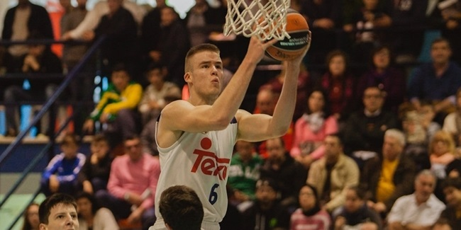 """Radoncic motivated by """"brother"""" Doncic"""