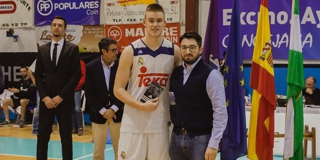 MVP Radoncic leads ANGT Coin all-tourney team