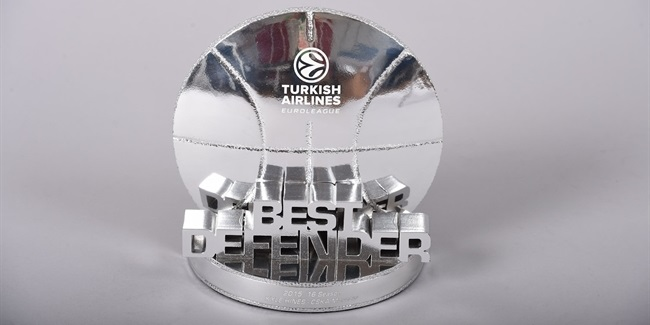 Awards watch: The Best Defender Trophy