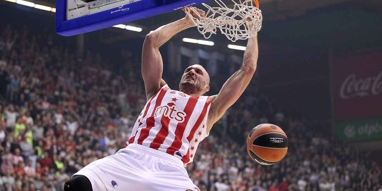 Crvena Zvezda gets back on track by routing Galatasaray