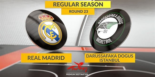 #GameON trailer: Real Madrid vs. Darussafaka Dogus Istanbul