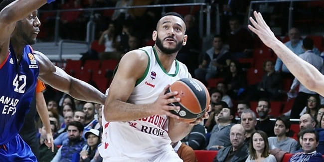 Baskonia keeps Best Defender Hanga