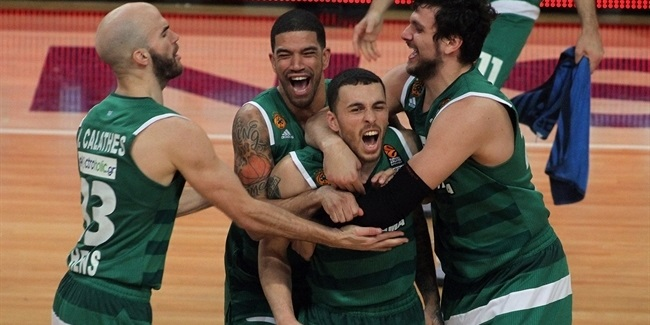 Regular Season Round 23: James's late triple lifts Greens over Unics