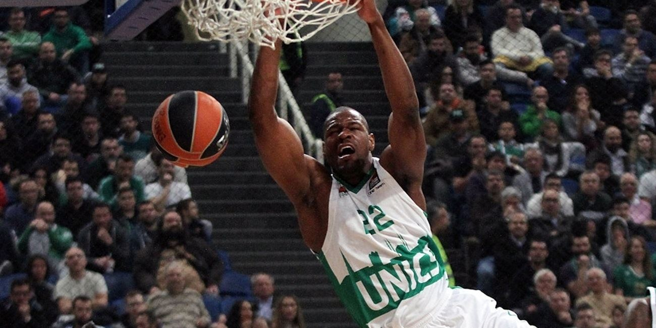 Regular Season Round 30 MVP: Latavious Williams, Unics Kazan