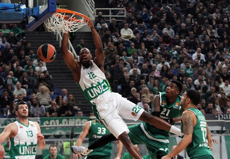 Latavious Williams - Unics Kazan - EB16