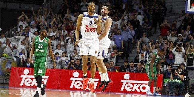 Regular Season Round 23: Llull stars in Madrid rout of Darussafaka
