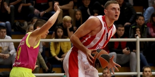 Zvezda signs young forward Simovic long term
