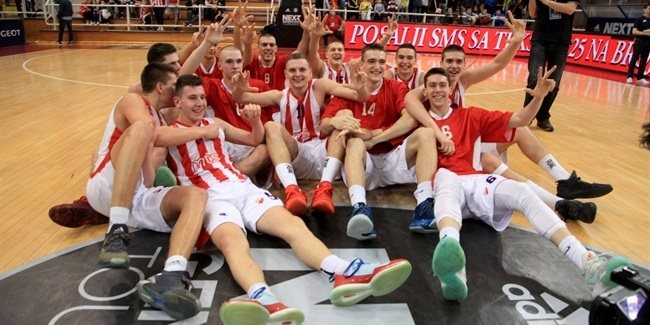 Can Zvezda make it eight straight ANGT Belgrade titles?